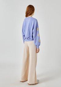 PULL&BEAR - Sweatshirt - mottled blue - 2