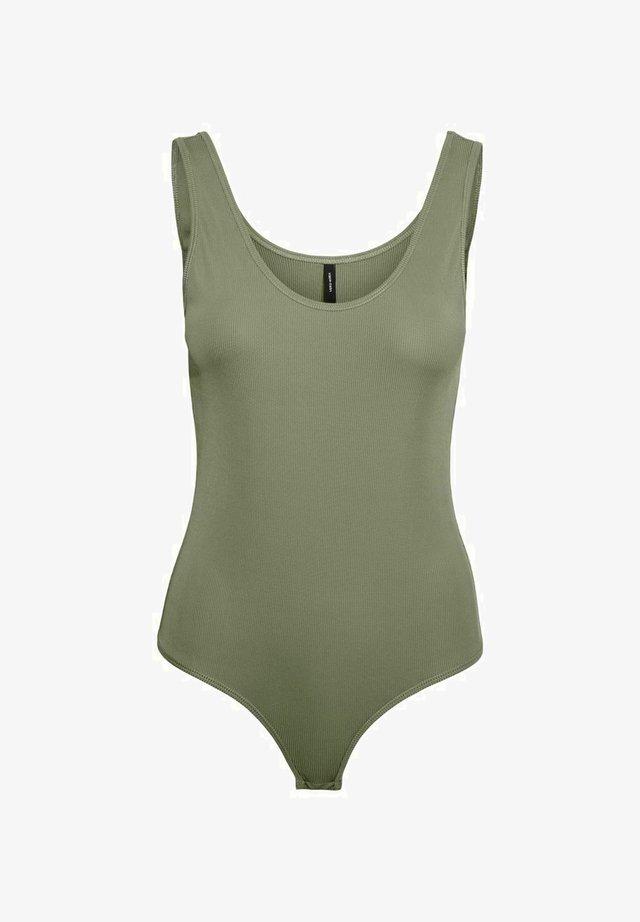 Shapewear - oil green