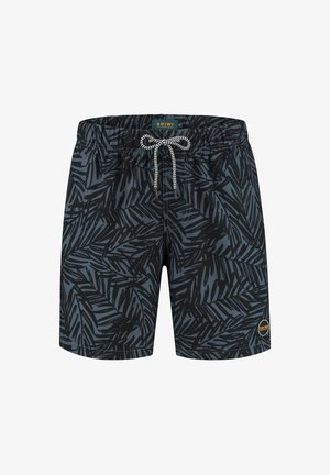 MANGROVE - Swimming shorts - dusty anthracite grey