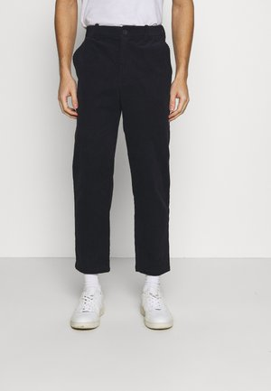 PEPE - Trousers - navy blazer
