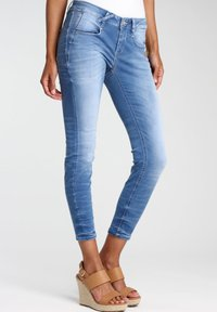 Gang - Jeans Skinny Fit - blue denim - 2