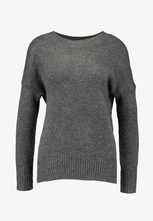 ONLNANJING  - Strickpullover - dark grey melange