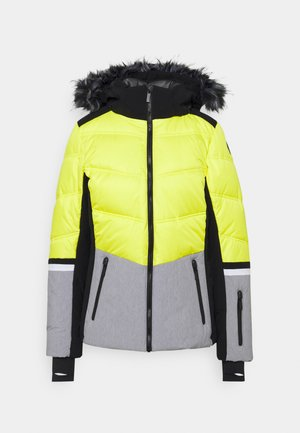 ELECTRA - Ski jacket - yellow