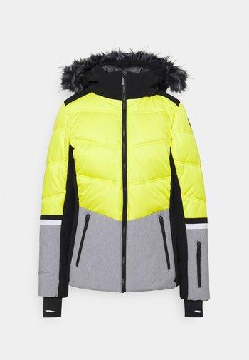 ELECTRA - Ski jacket - yellow