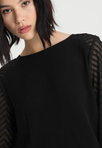 Object - OBJZOE - Blouse - black - 5