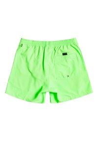 Quiksilver - Swimming shorts - green gecko - 1
