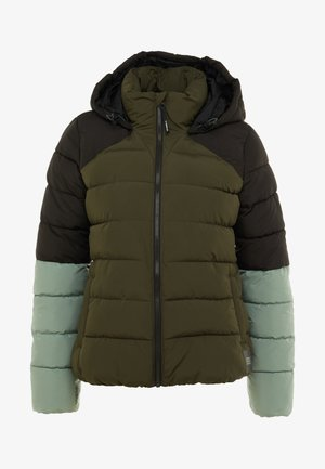 MANEUVER INSULATOR JACKET - Laskettelutakki - forest night
