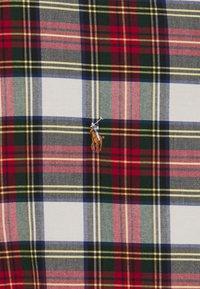 Polo Ralph Lauren Big & Tall - LONG SLEEVE - Shirt - white/red - 2