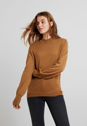 EXCLUSIVE KATE - Strickpullover - toasted coconut