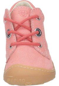Pepino - Baby shoes - strawberry - 4