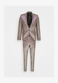 Twisted Tailor - CHIC SUIT - Kostym - iridescent rose/gold - 0