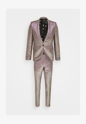 CHIC SUIT - Suit - iridescent rose/gold