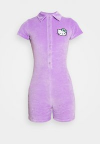 NEW girl ORDER - HELLO ROMPER - Jumpsuit - lilac - 4