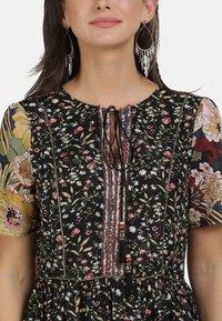 usha - Maxi dress - multi flower print - 3