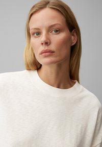 Marc O'Polo - Long sleeved top - chalk white - 4