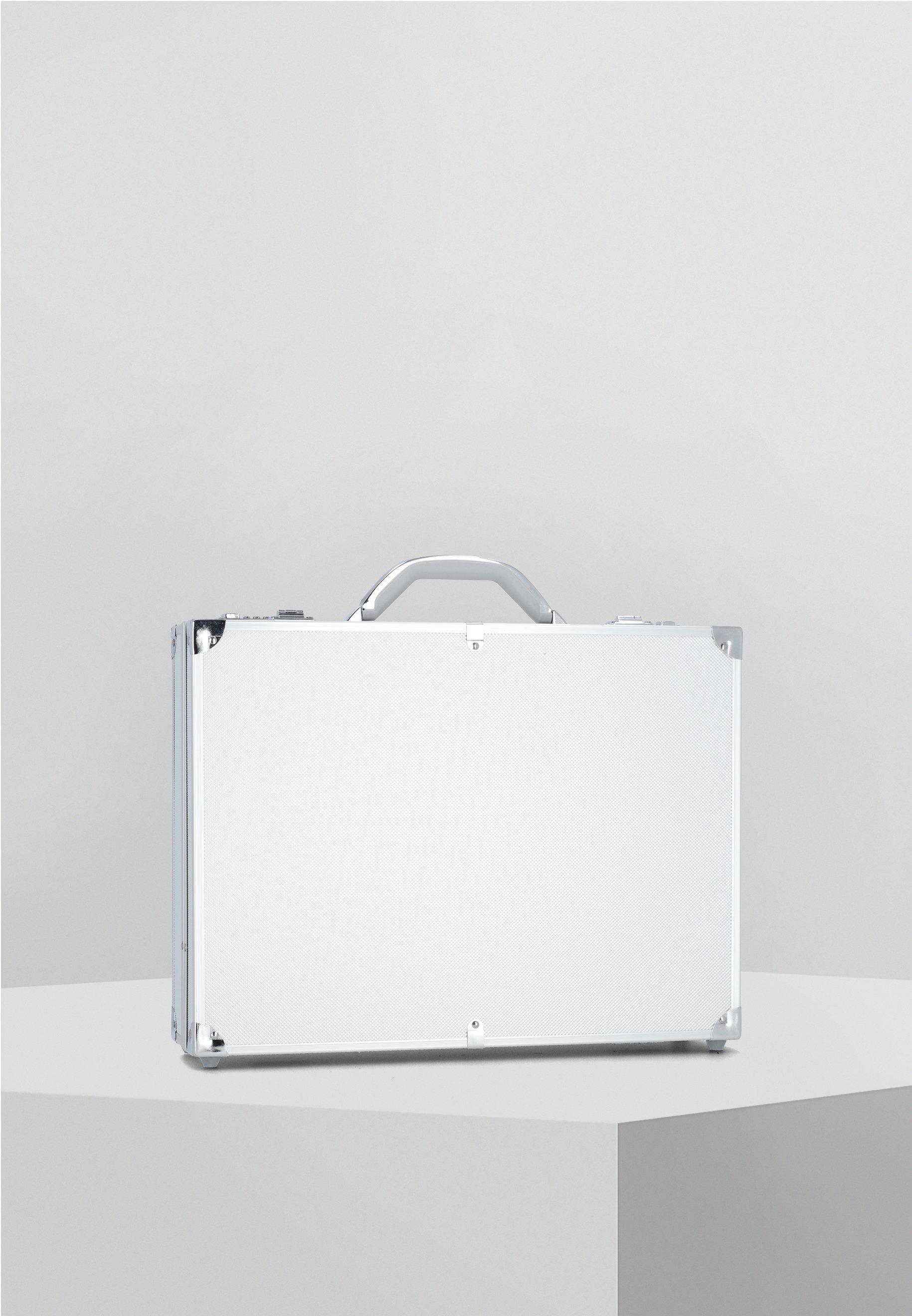 Alumaxx Aktentasche - silver/silber - Herrentaschen nBSYX