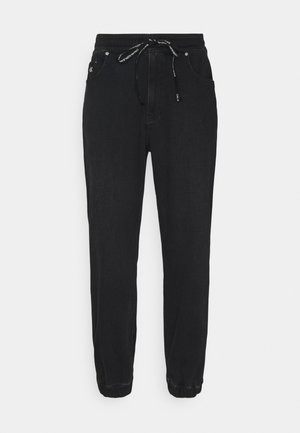 TRACK - Relaxed fit jeans - denim black