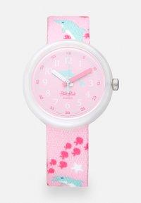 Flik Flak - FINTASEA UNISEX - Watch - pink - 0