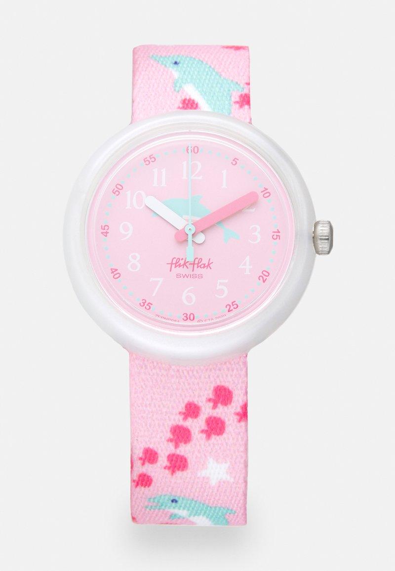 Flik Flak - FINTASEA UNISEX - Watch - pink