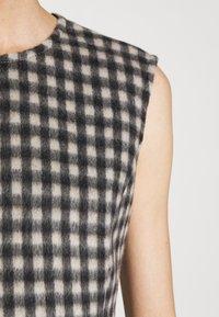 N°21 - ABITO TESSUTO - Shift dress - beige - 6