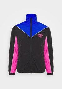 Night Addict - NAJOSHUA - Summer jacket - black/blue/pink - 5
