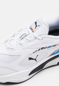 Puma - RS FAST INTL GAME JR - Trainers - white/empire yellow - 5
