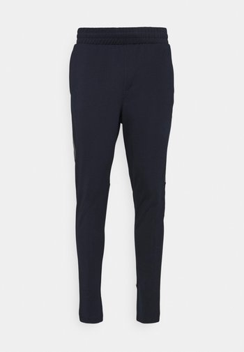 JCORUNNING PANTS  - Tracksuit bottoms - navy blazer