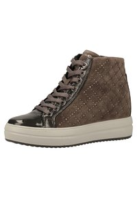 IGI&CO - High-top trainers - grig.scuro - 2
