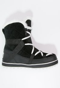 Sorel - GLACY EXPLORER SHORTIE - Winter boots - black - 1