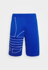adidas Originals - OUT  - Shorts - royal blue/white - 4