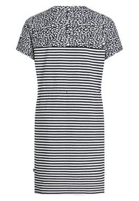 WE Fashion - MEISJES JURK - Jersey dress - white,black - 1