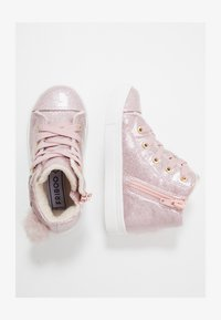 Friboo - High-top trainers - lilac - 1