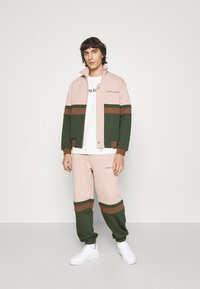 Martin Asbjørn - SAMUEL - Zip-up sweatshirt - multi coloured - 1