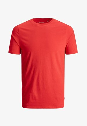 T-shirts basic - true red