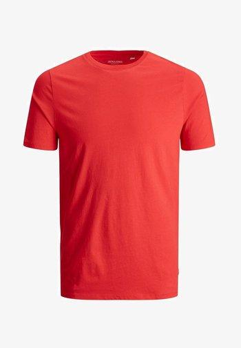 T-shirt - bas - true red