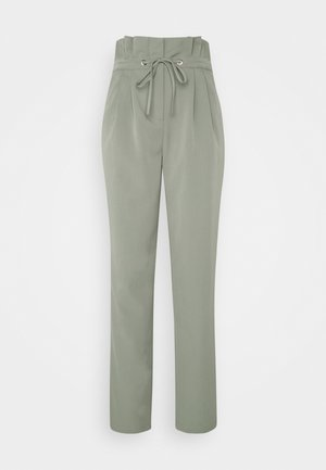 YASTUDOR ANKLE PANT - Trousers - shadow