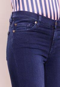 7 for all mankind - HIGHTWAIST - Jeans Skinny - indigo - 3