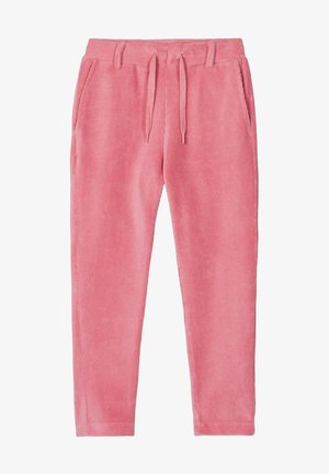 VELOURS - Trousers - wild rose