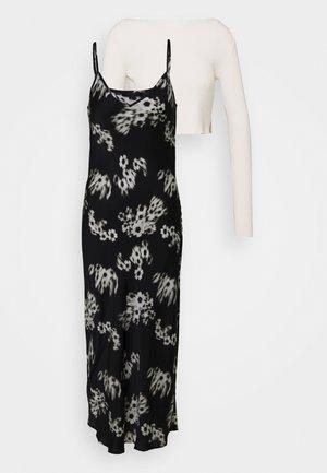 HERA JASMINE DRESS SET - Vestido informal - white/black