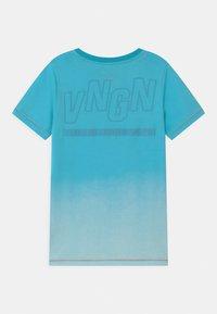 Vingino - HELON - Print T-shirt - sea blue - 1