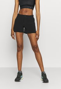 Arc'teryx - ALROY WOMENS - Shorts outdoor - black - 0