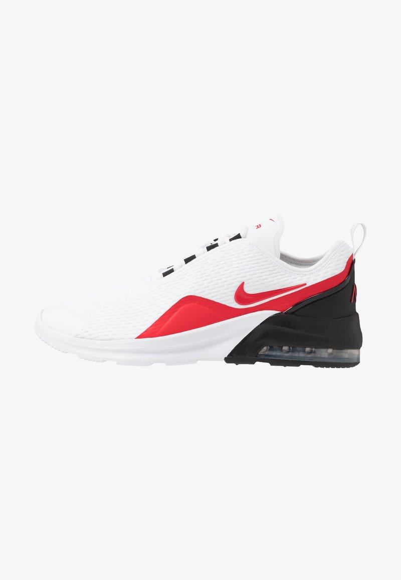 Nike Sportswear - AIR MAX MOTION 2  - Joggesko - white/university red/black