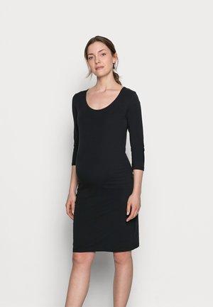 MLLEA DRESS - Vestido ligero - black