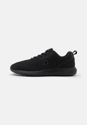 LOW CUT SHOE SPRINT - Obuwie do biegania treningowe - triple black