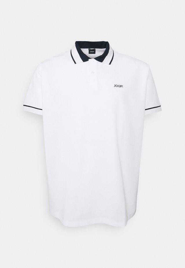 PERSEUS - Polo shirt - white