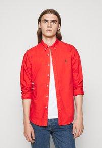 Polo Ralph Lauren - OXFORD - Shirt - orangey red - 0