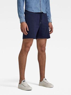 STITCH PANEL SWEAT - Shorts - warm sartho