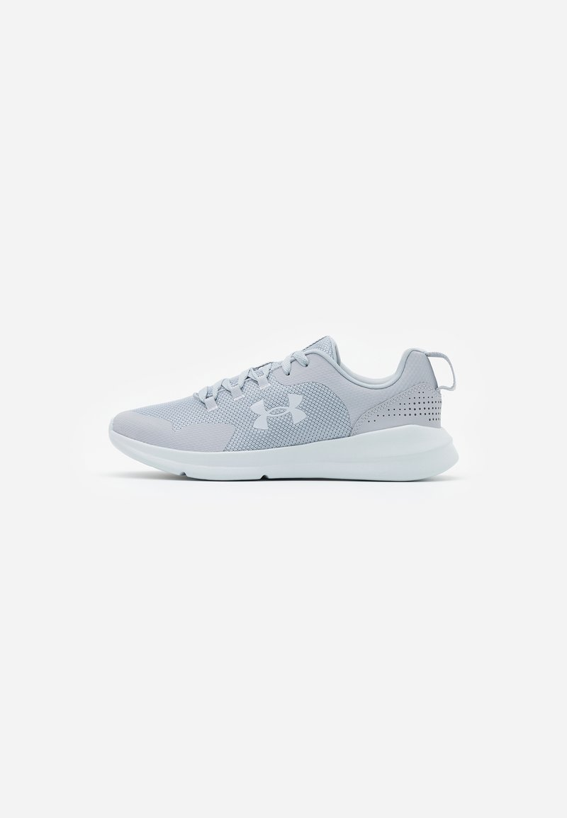 Under Armour - ESSENTIAL - Sports shoes - mod gray