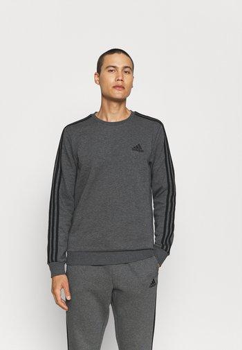 Sweatshirts - dark grey heather/black