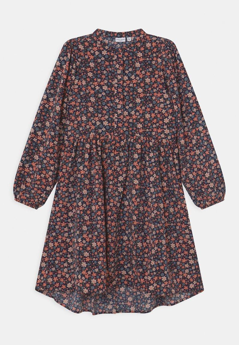 Name it - NKFVINAYA LONG DRESS - Shirt dress - coral blush